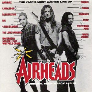 VA - 1994 - Airheads Original Soundtack