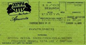 1994-05-11 – Olympia (Sao Paulo, Brazil)