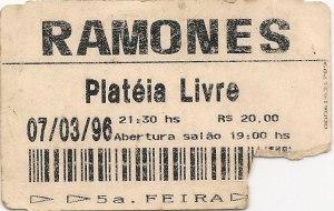 1996-03-07 – Metropolitan (Rio De Janeiro, Brazil) 2