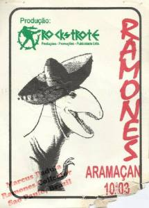 1996-03-10 – Clube Atletico Aramaçan (Santo Andre, Brazil)