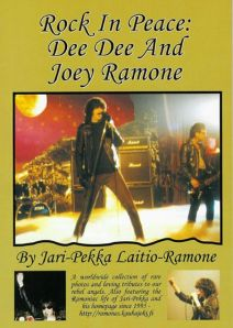 Rock in Peace Dee Dee and Joey Ramone