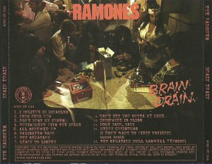 ramones - braindrain 12
