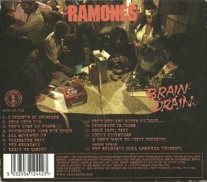 ramones - braindrain 2