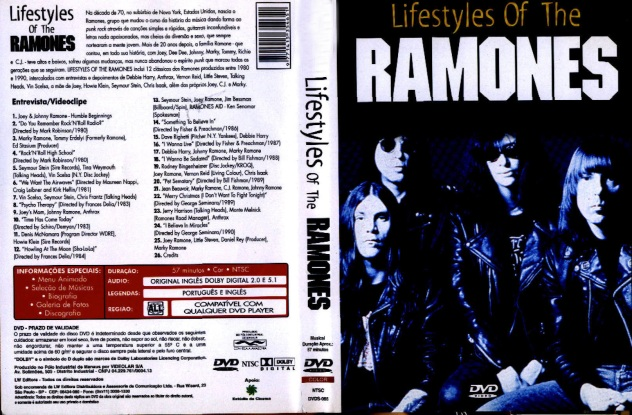 Ramones - Lifestyles of the Ramones