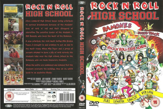 rock n roll high school us 1