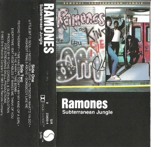 ramones-subterraneanjungle k7a