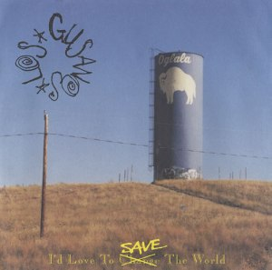 Los Gusanos - 1994 - I'd Love to Save The World [EP]