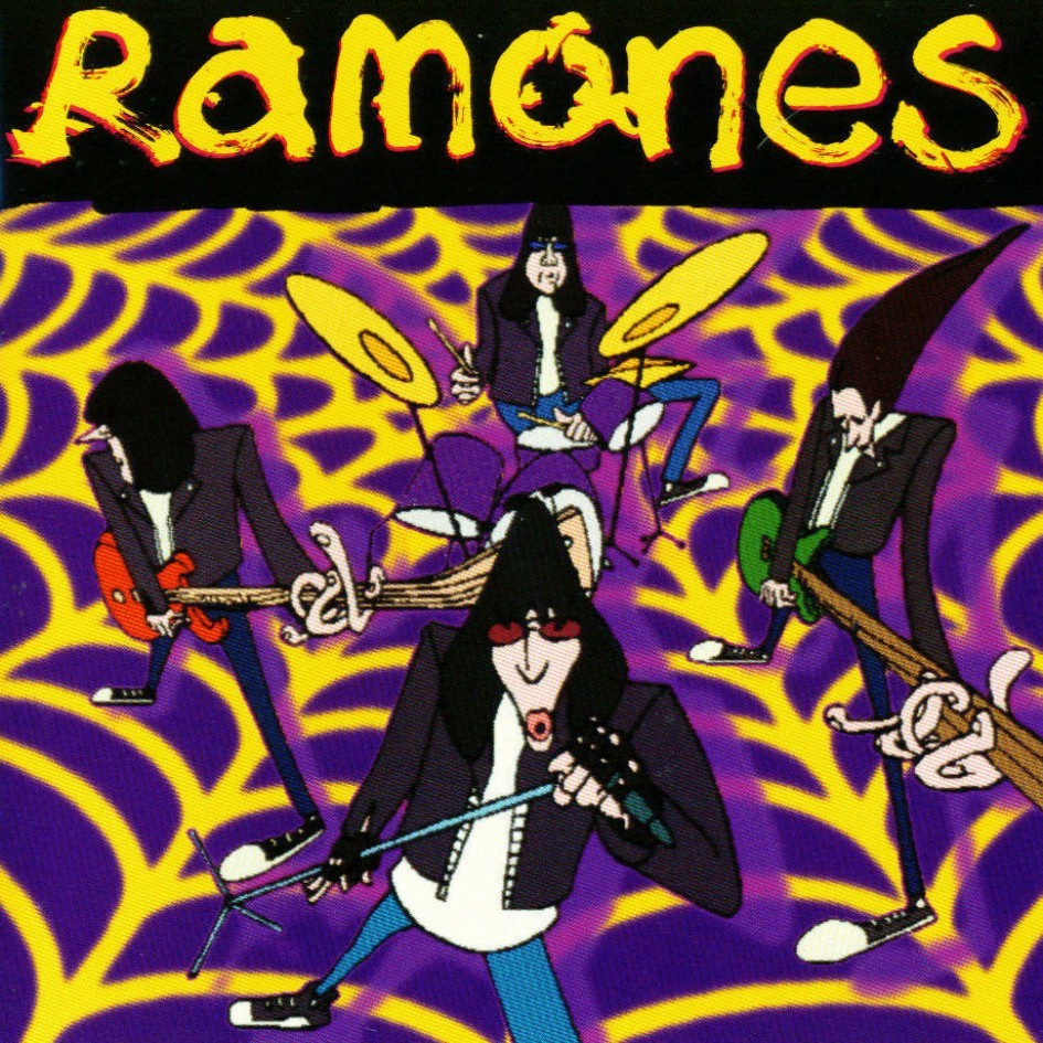 Lp Cd Ramones Greatest Hits Live 1996 Sequela Coletiva
