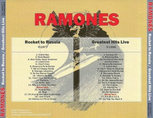 rocket to russia - greatest hits live 6