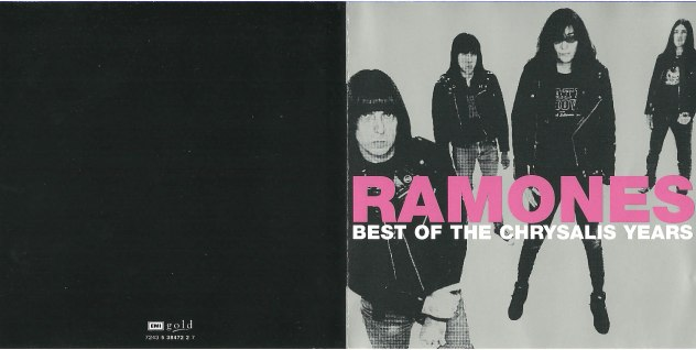 Ramones - Best Of The Chrysalis Years 4