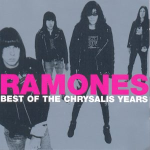 Ramones - Best Of The Chrysalis Years - front