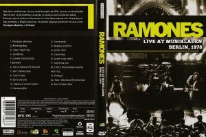 Ramones - Live At Musikladen 78
