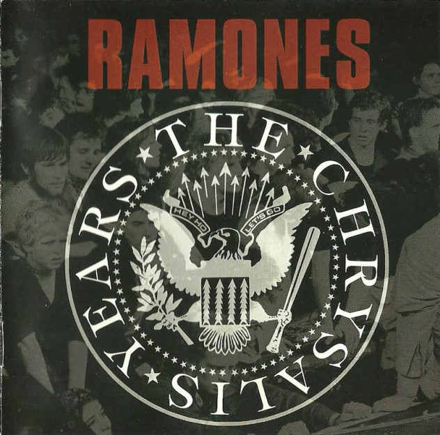 Ramones - 2002 The Chrysalis Years Anthology 1