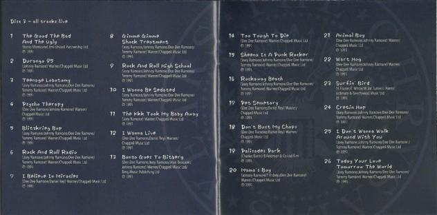 Ramones - 2002 The Chrysalis Years Anthology 12