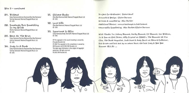 Ramones - 2002 The Chrysalis Years Anthology 13