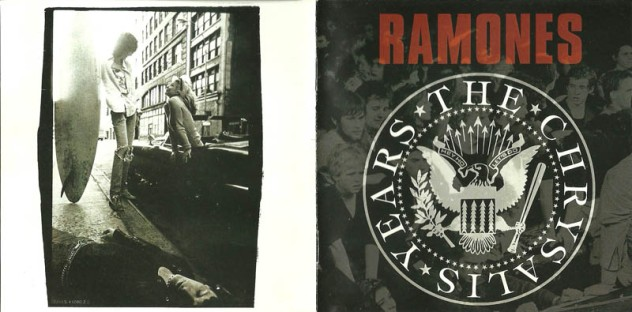 Ramones - 2002 The Chrysalis Years Anthology 2