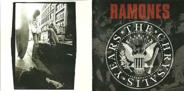 Ramones - 2002 The Chrysalis Years Anthology 2