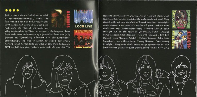 Ramones - 2002 The Chrysalis Years Anthology 4