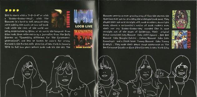 Ramones - 2002 The Chrysalis Years Anthology 4