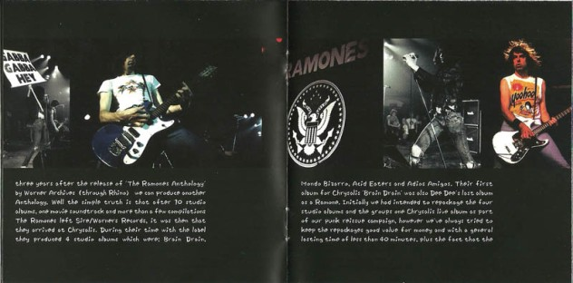 Ramones - 2002 The Chrysalis Years Anthology 7