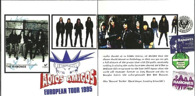 Ramones - 2002 The Chrysalis Years Anthology 9