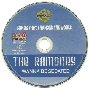 ramones - i wanna be sedated 3