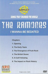 ramones - i wanna be sedated 4