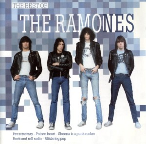 The Best Of - Ramones (Front) [2003]