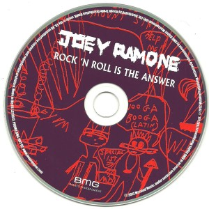 Joey Ramone - 2012 - Rock 'n Roll is The Answer cd