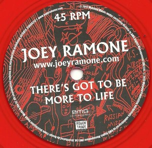 Joey Ramone - 2012 - Rock 'n Roll is The Answer label bb