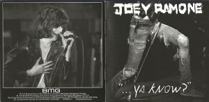joey ramone - ...ya know boxset 12