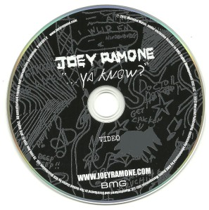 joey ramone - ...ya know boxset 5