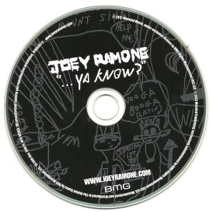 joey ramone - ...ya know boxset 8