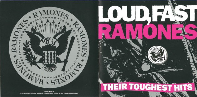 Loud, Fast Ramones Their Toughest Hits 2