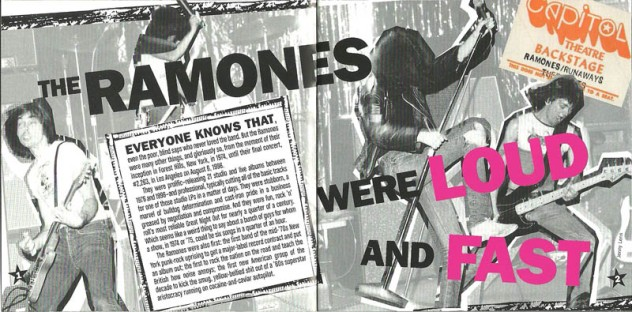 Loud, Fast Ramones Their Toughest Hits 3