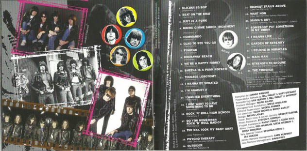 Loud, Fast Ramones Their Toughest Hits 8