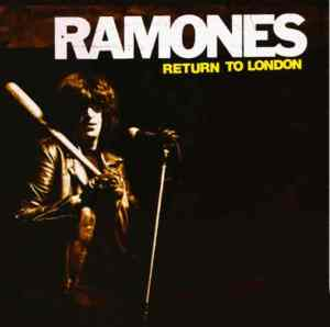 The Ramones - Return To London Lyceum 1985 Front