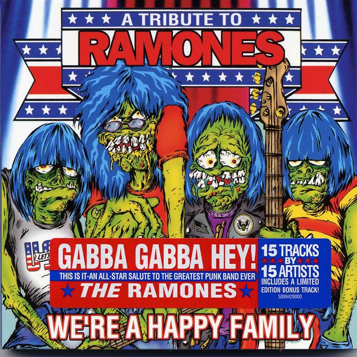 Green Day Dos Album Cover CD – VA: We're a H...