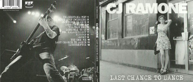 CJ Ramone - Last Chance to Dance 1