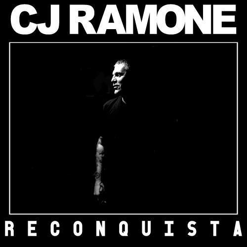 Lp Cd Cj Ramone Reconquista 2012 Sequela Coletiva