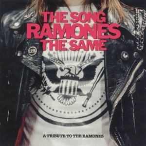 ramones - the song ramones the same
