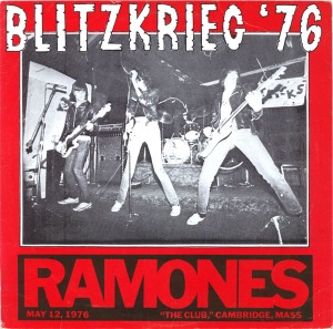1976-05-12 Live Club (Cambridge, Massachusetts) blitzkrieg 76