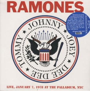 1978-01-07 Live Palladium (New York City) live at the palladium