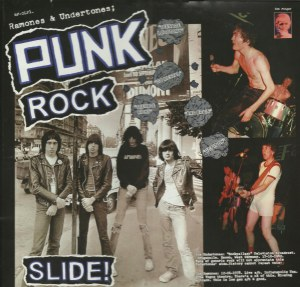 1979-12-06 Live Vogue Theatre (Indianapolis, Indiana) Punk Rock Slide