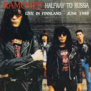 1988-06-04 Live Provinssi Rock Festival (Seinäjoki, Finland) - Halfway To Russia