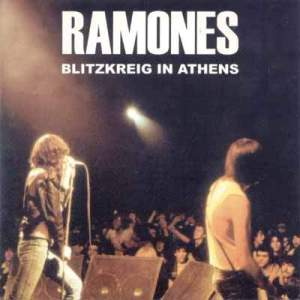 1989-05-13 Live Rodon Club (Athens, Greece) - Blitzkrieg In Athens