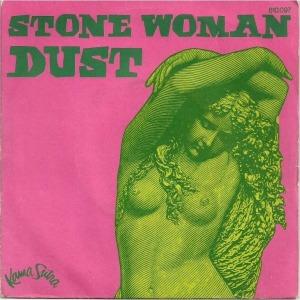dust - stone woman