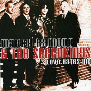 Marky Ramone, The Speedkings and Texas Terri Bomb - 2002 - Love Hates Me Split 7''