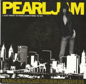 pearl jam - i just want to have something to do