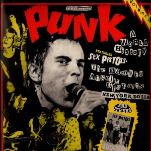 Punk Volume 4 Front Cover